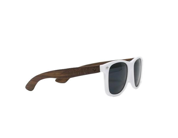 White Walnut Sunglasses