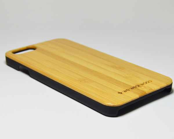 Natural Bamboo iPhone 6/6+ Case - WearWood - 3