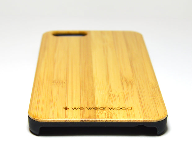 Natural Bamboo iPhone 6/6+ Case - WearWood - 2