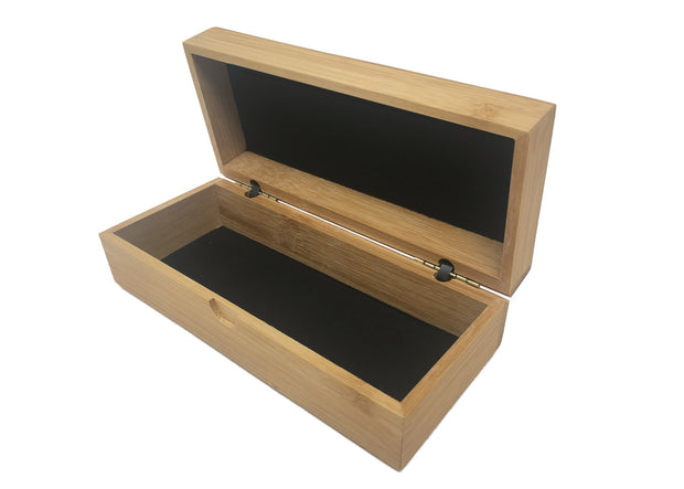 Genuine Wood Sunglasses Case