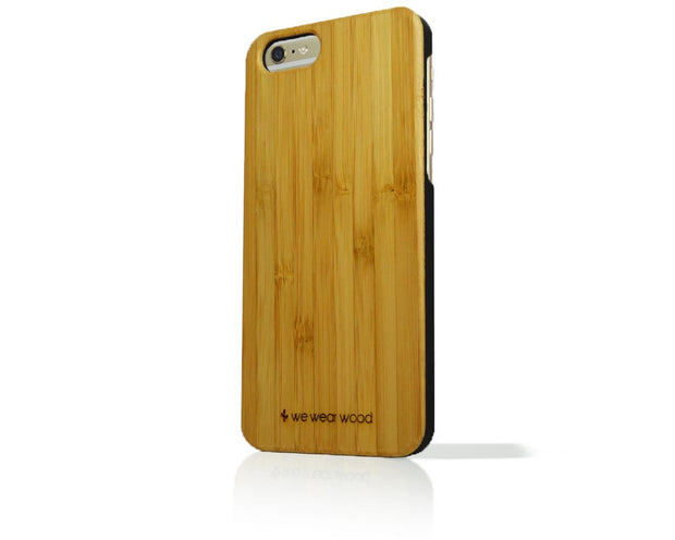 Natural Bamboo iPhone 6/6+ Case - WearWood - 1