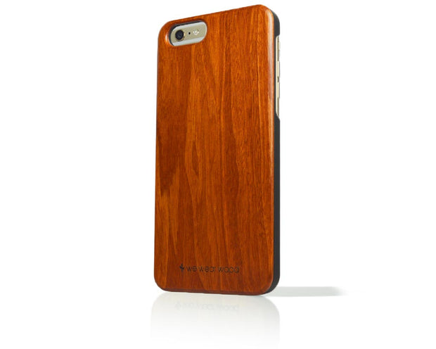 Natural Rosewood iPhone 6/6+ Case - WearWood - 1