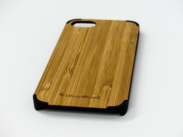 Natural Bamboo iPhone 7 / 7+ Case