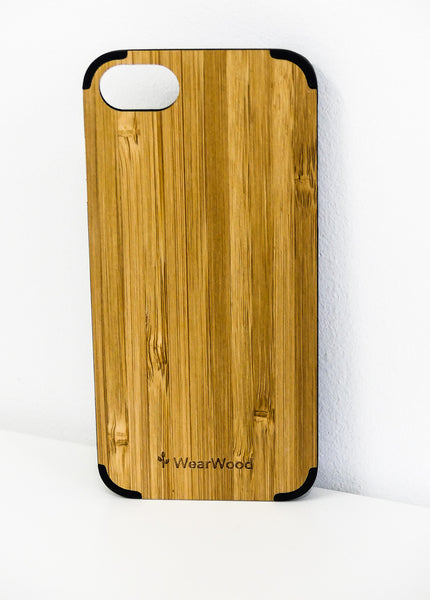Natural Bamboo iPhone 7 Case