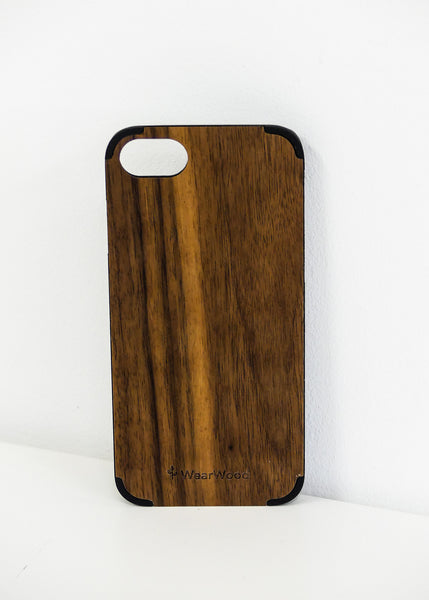 Natural Walnut iPhone 7 Case