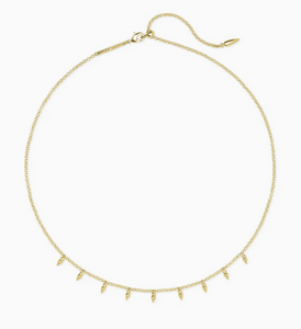 Kendra Scott Addison Choker - Gold