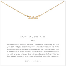 Load image into Gallery viewer, Bryan Anthonys Move Mountains Necklace