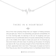 Load image into Gallery viewer, Bryan Anthonys There in a Heartbeat Necklace