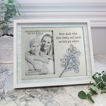 Load image into Gallery viewer, Faith Family Friends Picture Frame
