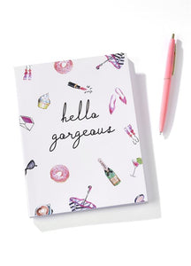 Hello Gorgeous Notebook