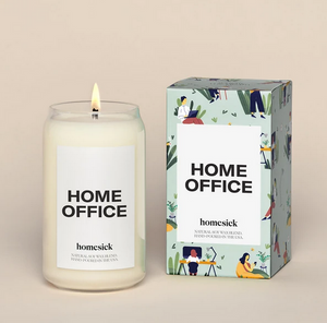 Home Office Soy Candle