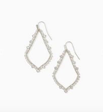 Load image into Gallery viewer, Kendra Scott Sophee Crystal Drop Earrings