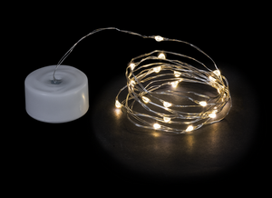 LED String Lights- Battery operated indoor or outdoor