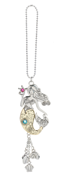 Car Charm- Mermaid