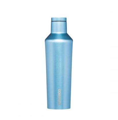 Moonstone Metallic 16oz Canteen Corkcicle Triple insulated stainless steel