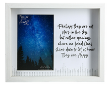 Load image into Gallery viewer, Stars in the Sky Shadow Box Picture Frame