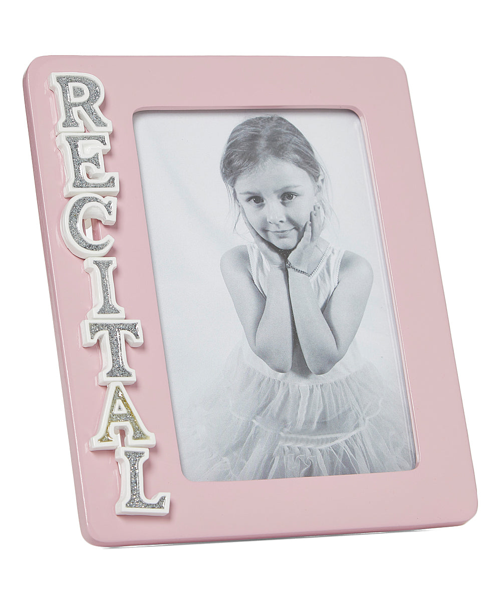 Recital Dance Picture Frame