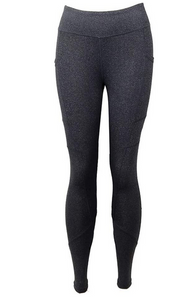 Grey Athletic Leggings