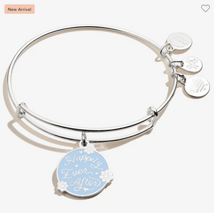 Alex and Ani 'Happily Ever After' Silver Bangle