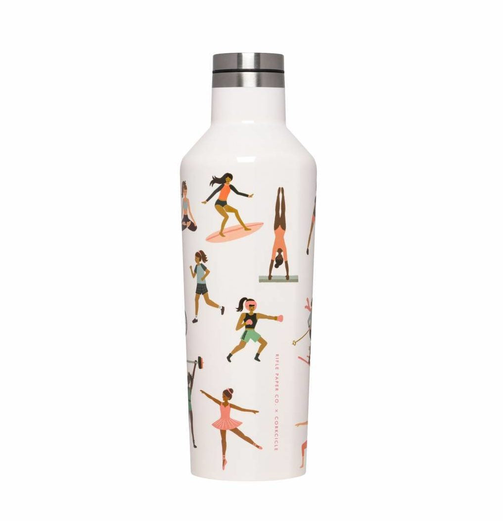 Sports Girl 16oz Canteen Corkcicle triple insulated
