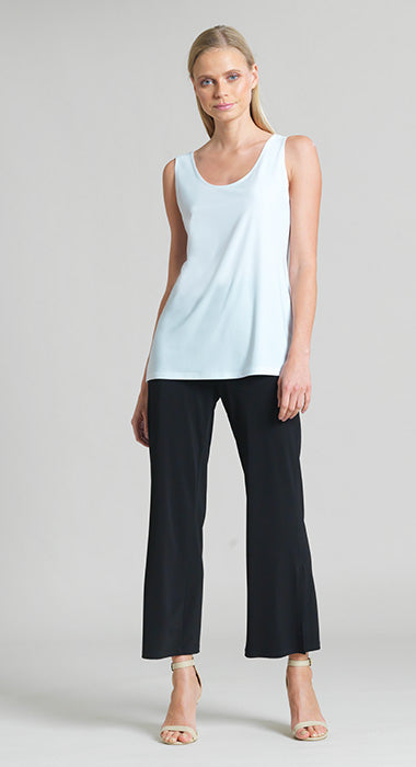 Scoop Neck Tank, medium length, wrinkle free-size L, XL and 1X