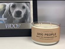 Load image into Gallery viewer, Candle for Dog People - Soy Candle