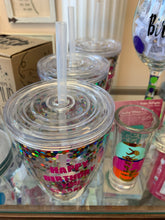 Load image into Gallery viewer, Happy Birthday You Sparkle Glitter Tumbler