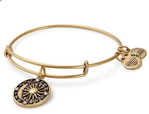 Alex and Ani Cosmic Balance Bracelet Gold