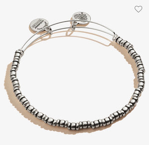 Alex and Ani Rocker Beaded Bracelet