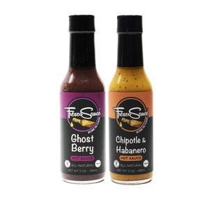Ghost Habanero Duet - Hot Sauce Pack