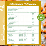 Garbanzos Crocantes 300 gr Natural