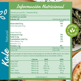 Pack Kale Chips Natural 20gr x6