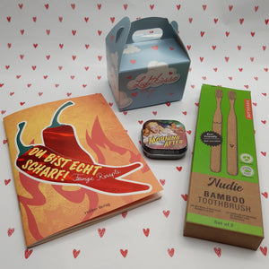 Be My Valentine - Box zum Valentinstag