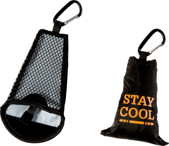 STAY COOL! Dein Reisehandtuch