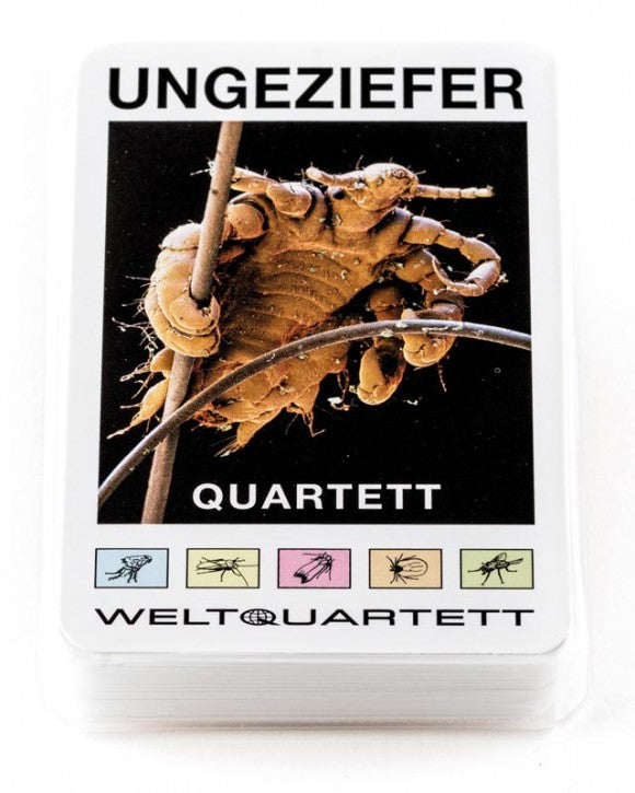 Ungeziefer Quartett