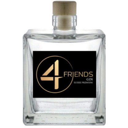 Image of 4FRIENDS Gin - 50cl
