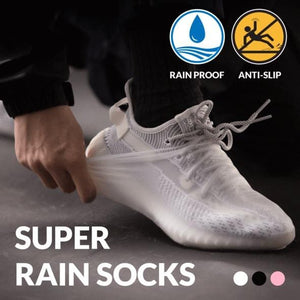 Reusable Super Rain Socks FX04072