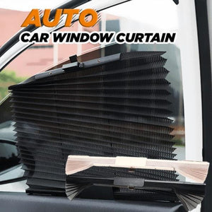 Auto Retractable Car Window Curtain FX05040