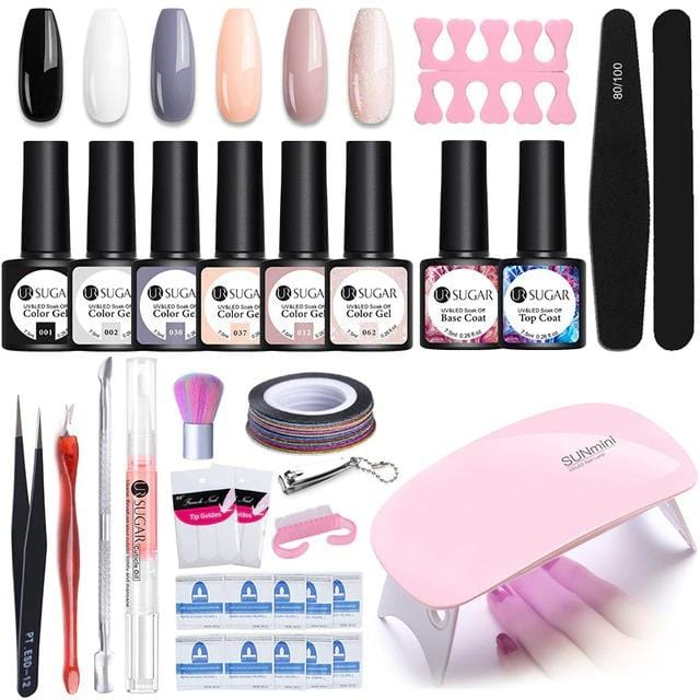 DIY Gel Polish Starter Kit FX090401
