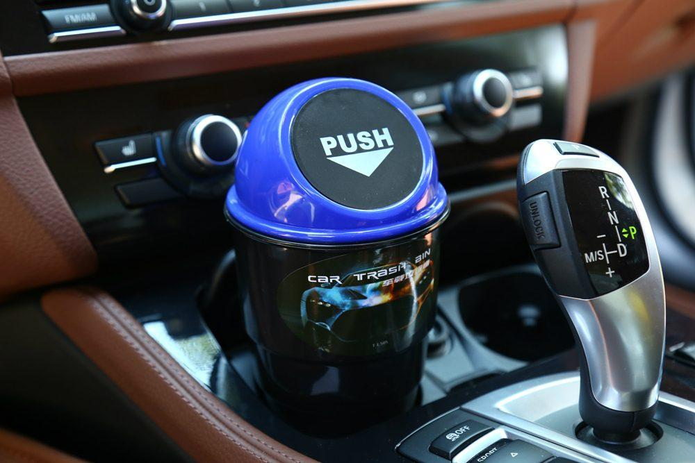 INNOVATIVE CAR TRASH CAN