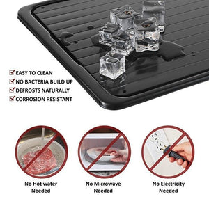 Quick and Easy Defrosting Tray FX04092
