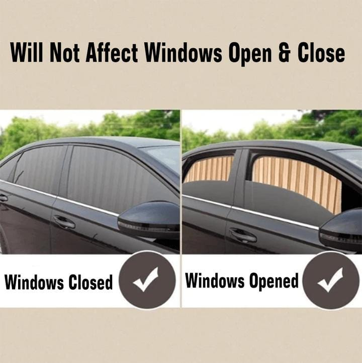 Magnetic Car Curtain FX04089