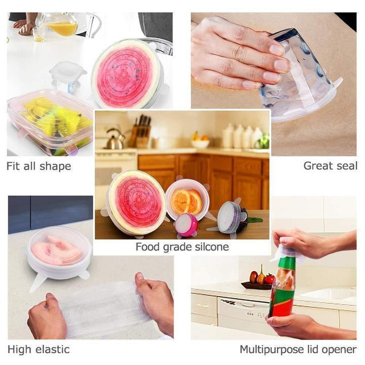 Magic Silicone Wrap (6pcs) FX04046