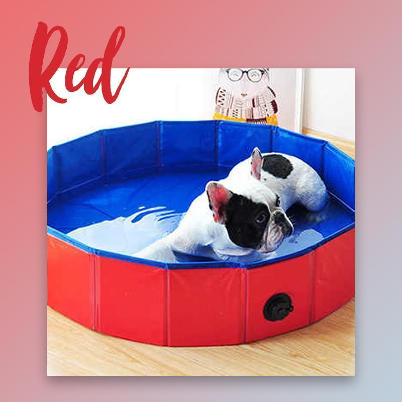 Portable Paw Pool And Bath Tub FX05048