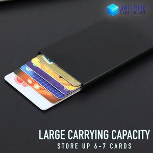 Anti-theft Card Holder FX04045