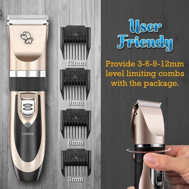 Low Noise Pet Hair Clipper FX04062