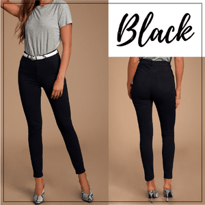 AlwaysFit Jeans Legging With Real Pocket MD020402