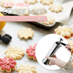 Easy-Press Cookie Maker FX05037