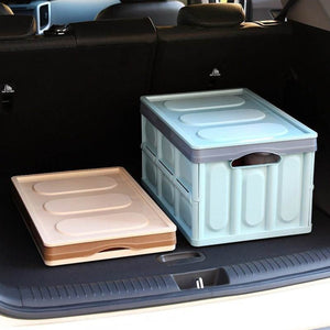 Foldable Car Trunk Container CN0422