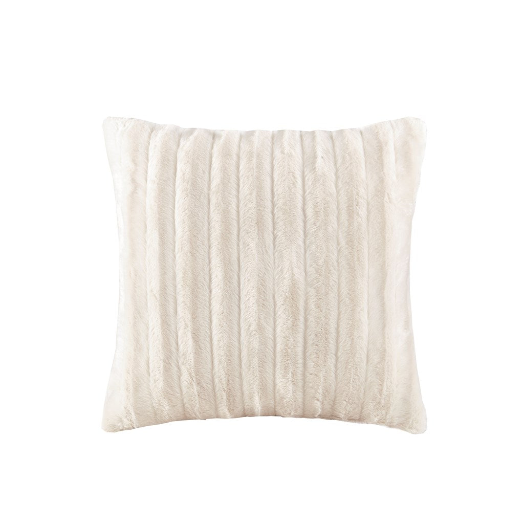 Duke Faux Fur Pillow